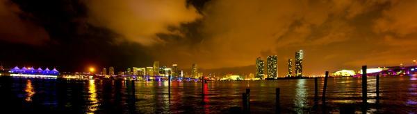 Miami Beach hosts Urban Beach Week this weekend.