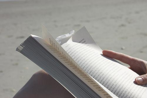 Summer calls for the sand, sun, and a lot of reading material.