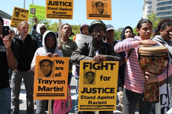 trayvon martin riots in miami and sanford after trial?