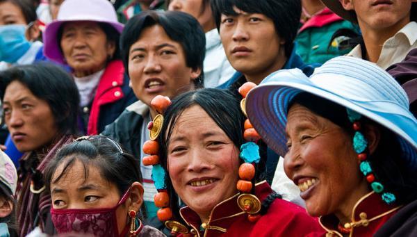Tibetans have a unique adaptation to high altitude.