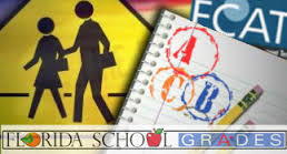 Florida legislators recently enacted what they call a safety net that ensures no school's performance drops more than one letter under the state's grading system. But despite students' academic improvement, there are a record number of F-rated schools this year.
