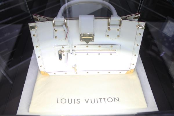 This Louis Vuitton purse sells for $3,850 at retail. You can find it Midtown Pawn Boutique for $2,600.