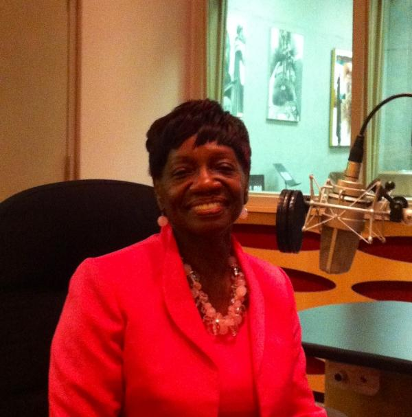 Shirley Johnson is a mother, grandmother and long-time educator in Miami-Dade County public school system.