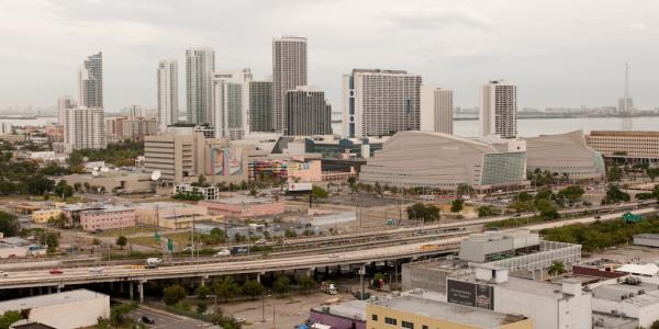 Miami's Overtown neighborhood has been targeted for revitalization by developers who see value.