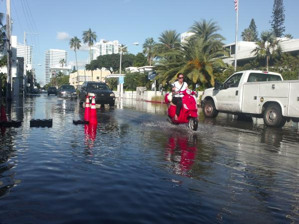 6th and Meridian in Miami Beach.
