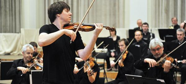 American Violinist Joshua Bell performs in both Miami and West Palm in March.