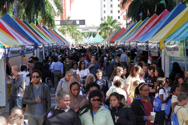 Courtesy of Miami Book Fair International