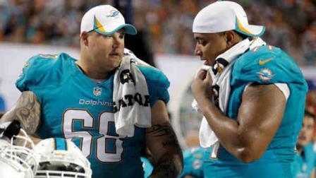 Incognito and Martin force us to focus on NFL behavior. When does locker-room behavior go too far?