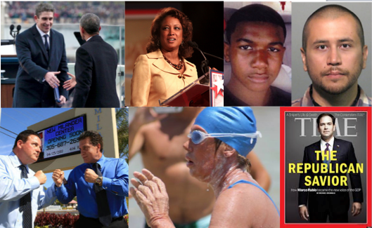 Images from some of the big stories from 2013 in Florida. Do you remember them?