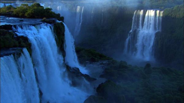 The Megafalls Of Iguaco