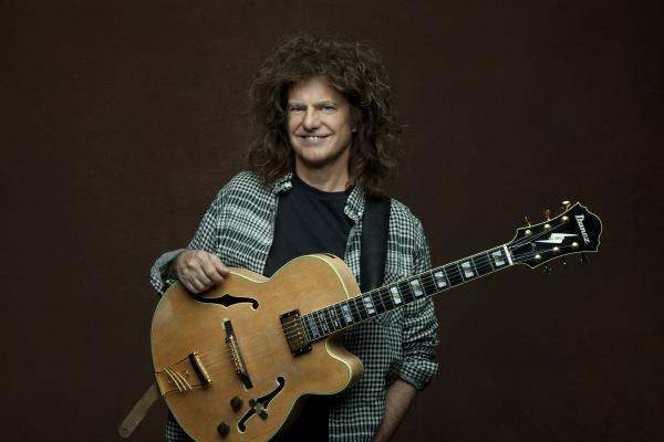 If Pat Metheny hadn't been such a bad student, he might not have gotten a full ride to college at the University of Miami.
