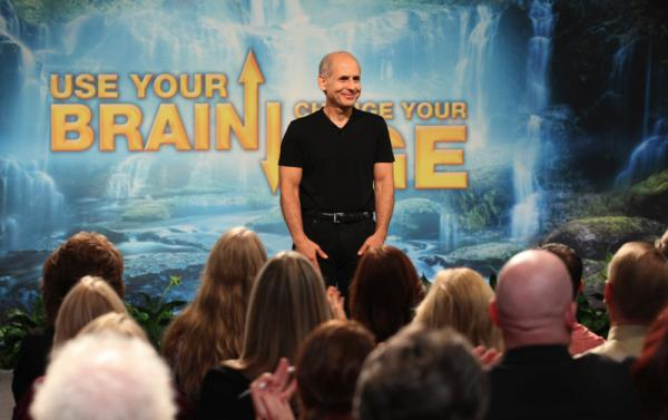 Use Your Brain To Change Your Age With Dr. Daniel Amen