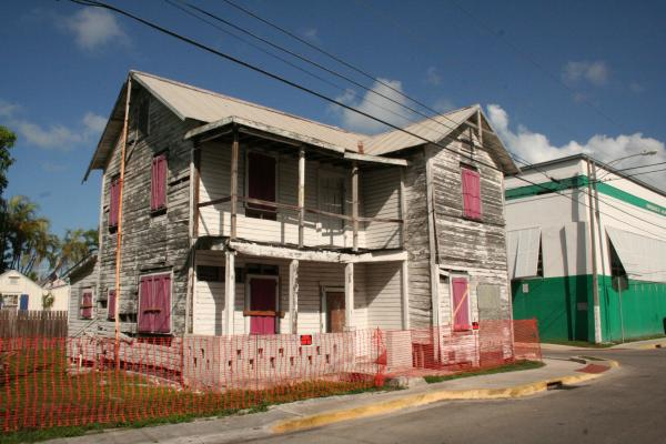 This home at 904 Emma St. is owned by the Key West Housing Authority.