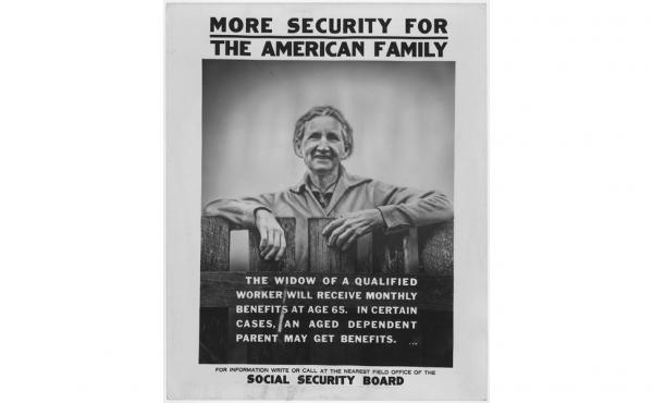 Social Security had to be sold to the American people when it was launched 79 years ago.