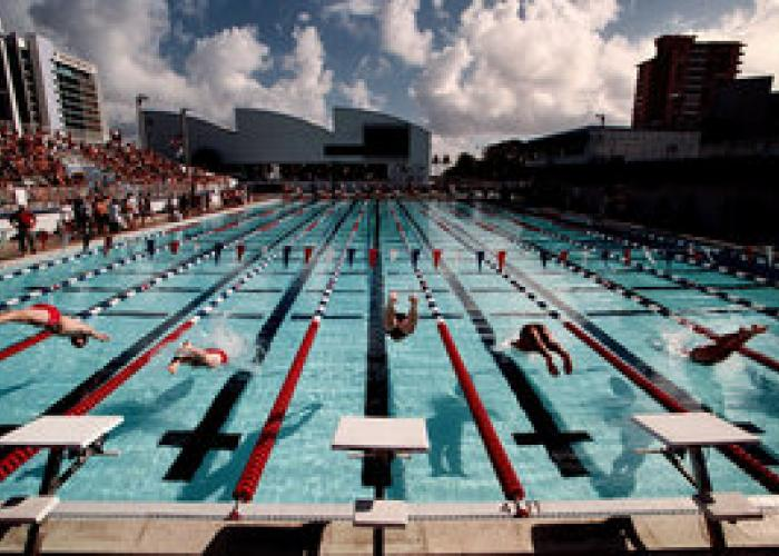 Swimming Hall Of Fame Inductees Won 39 T Be Celebrated In Fort Lauderdale Wlrn