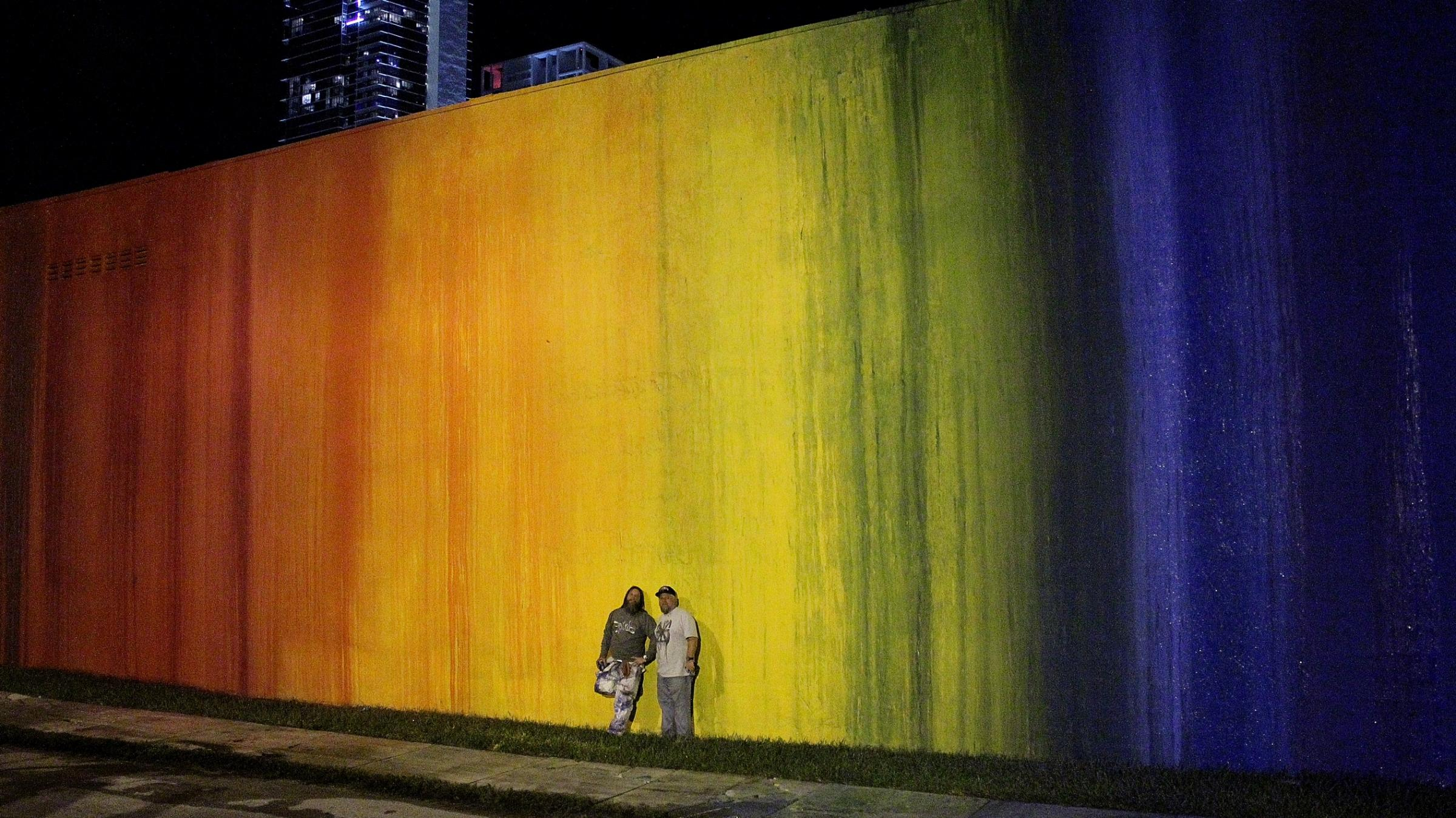 Pre-Art Basel: Overlooked Area Of Downtown Miami Transformed Into ...