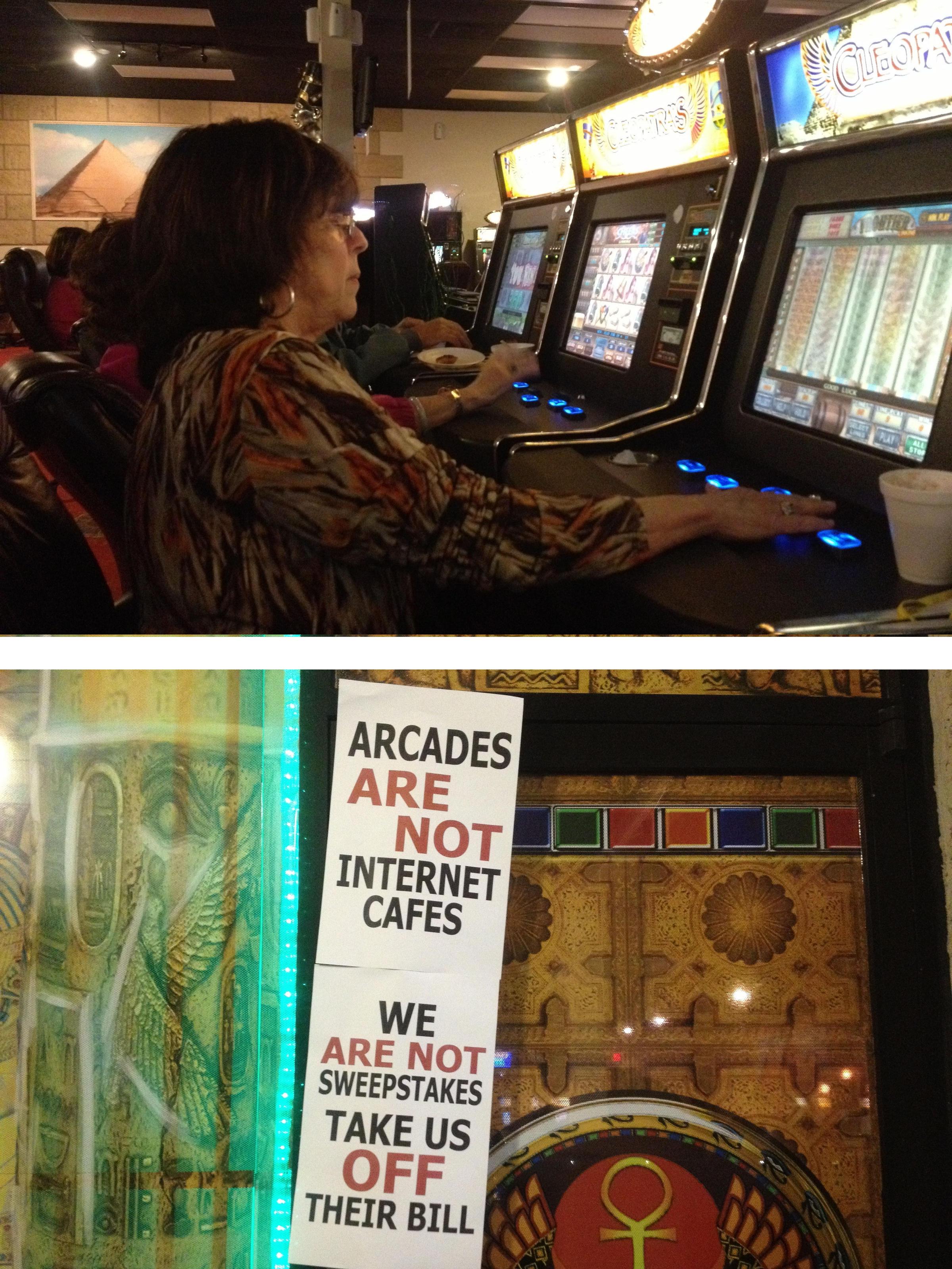 arcade Florida adult