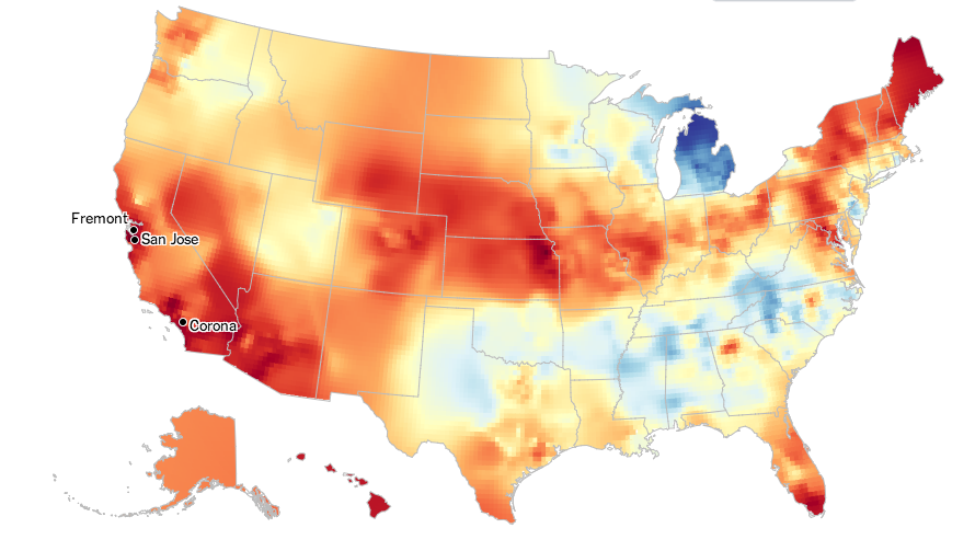Map Of South Florida.Do You Sound Like You Re From South Florida Take The Nyt Quiz Wlrn