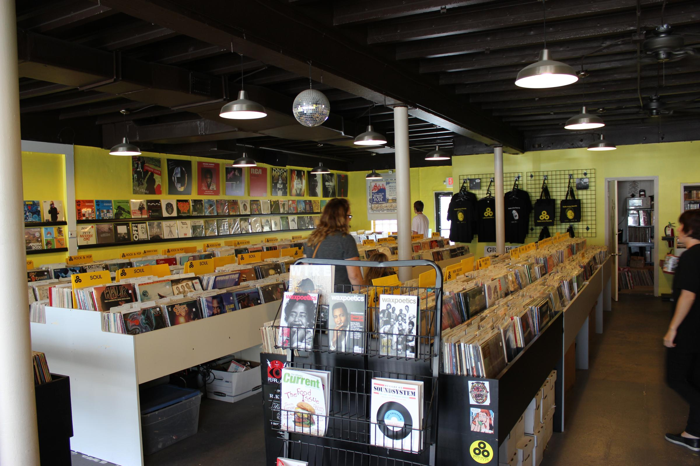Independent Record Stores Gear Up For Big Day Of Sales Wlrn