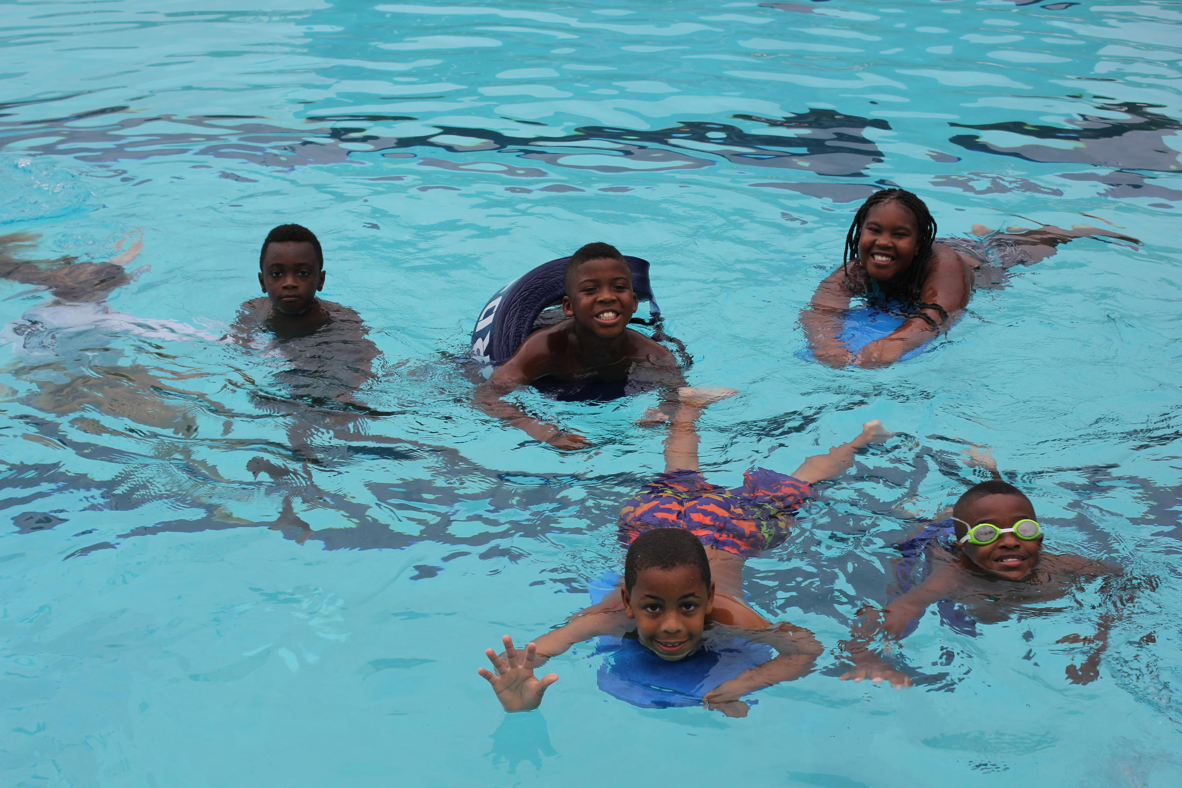 Ransom Everglades Offers Swim Lessons To Kids Without Pools Wlrn