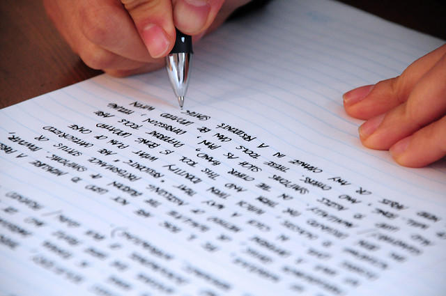 FIU Study Finds Link Between Good Handwriting And Grades