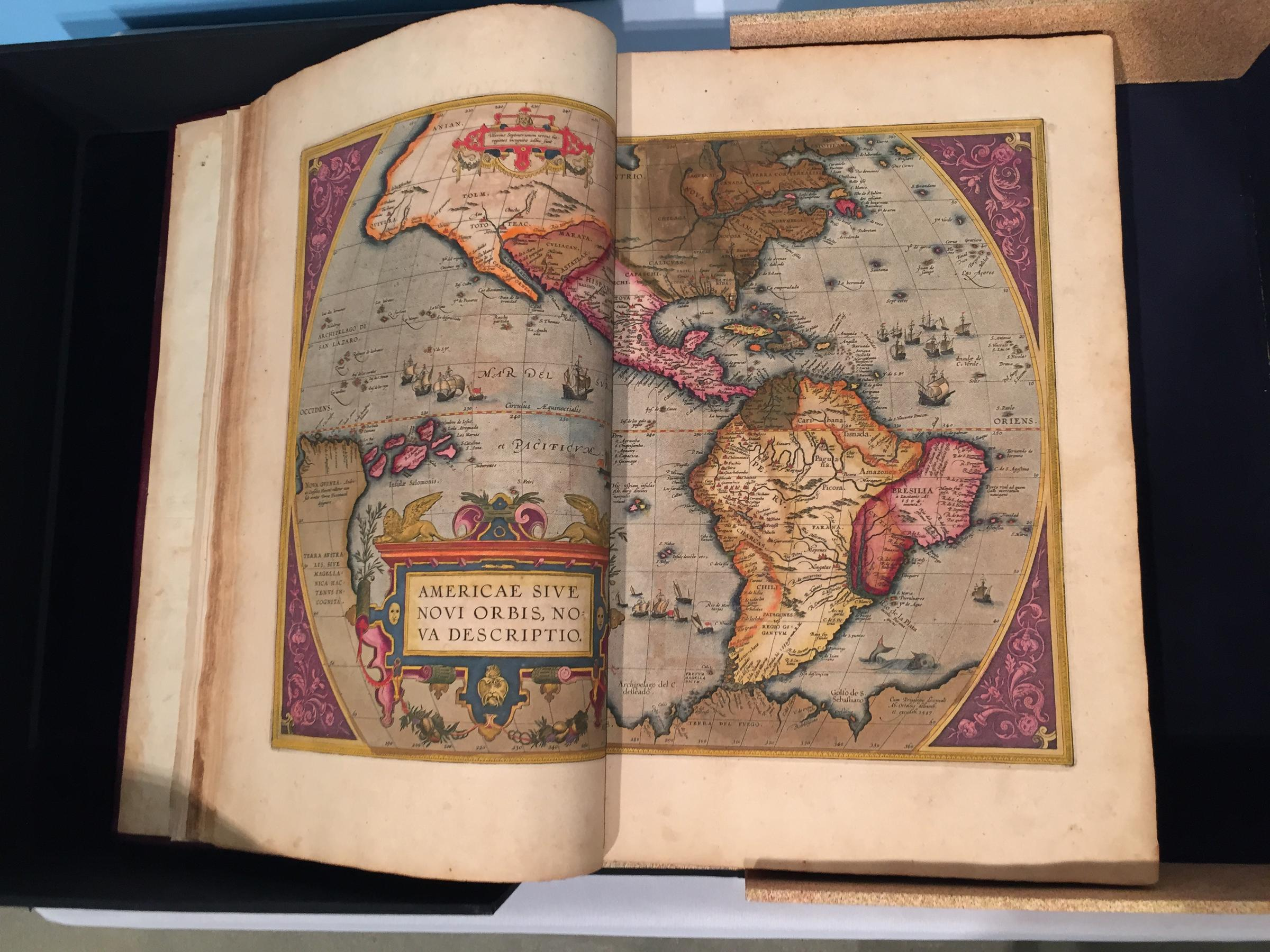 Old Florida Maps.Take A Look At Old Maps Of Florida And The World Wlrn