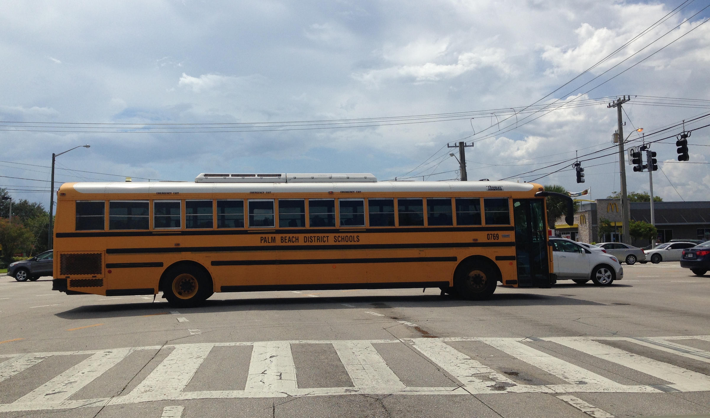 Bus Schedule School District Of Palm Beach County