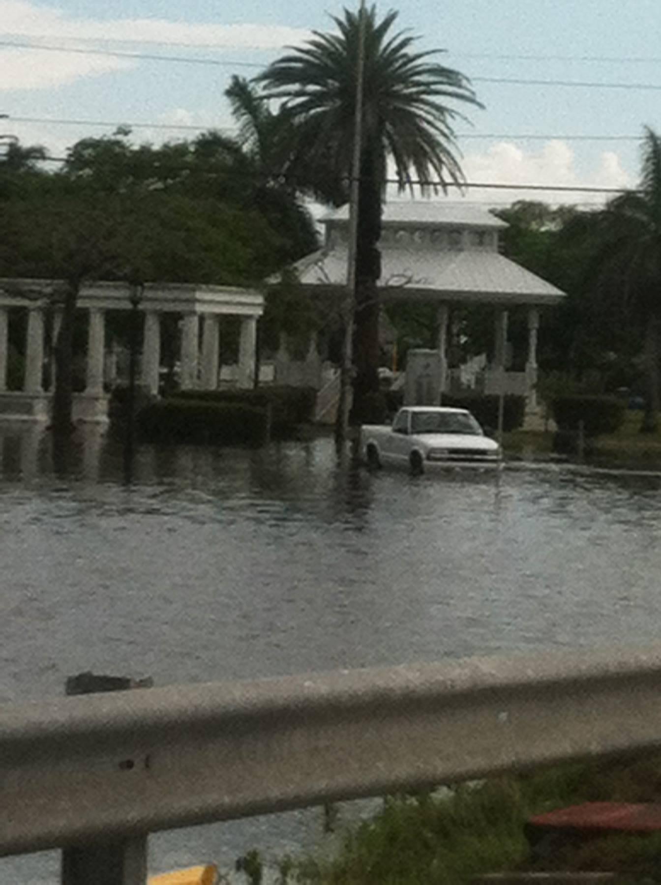 Keys Prepares For Rising Tides More Frequent Floods Wlrn