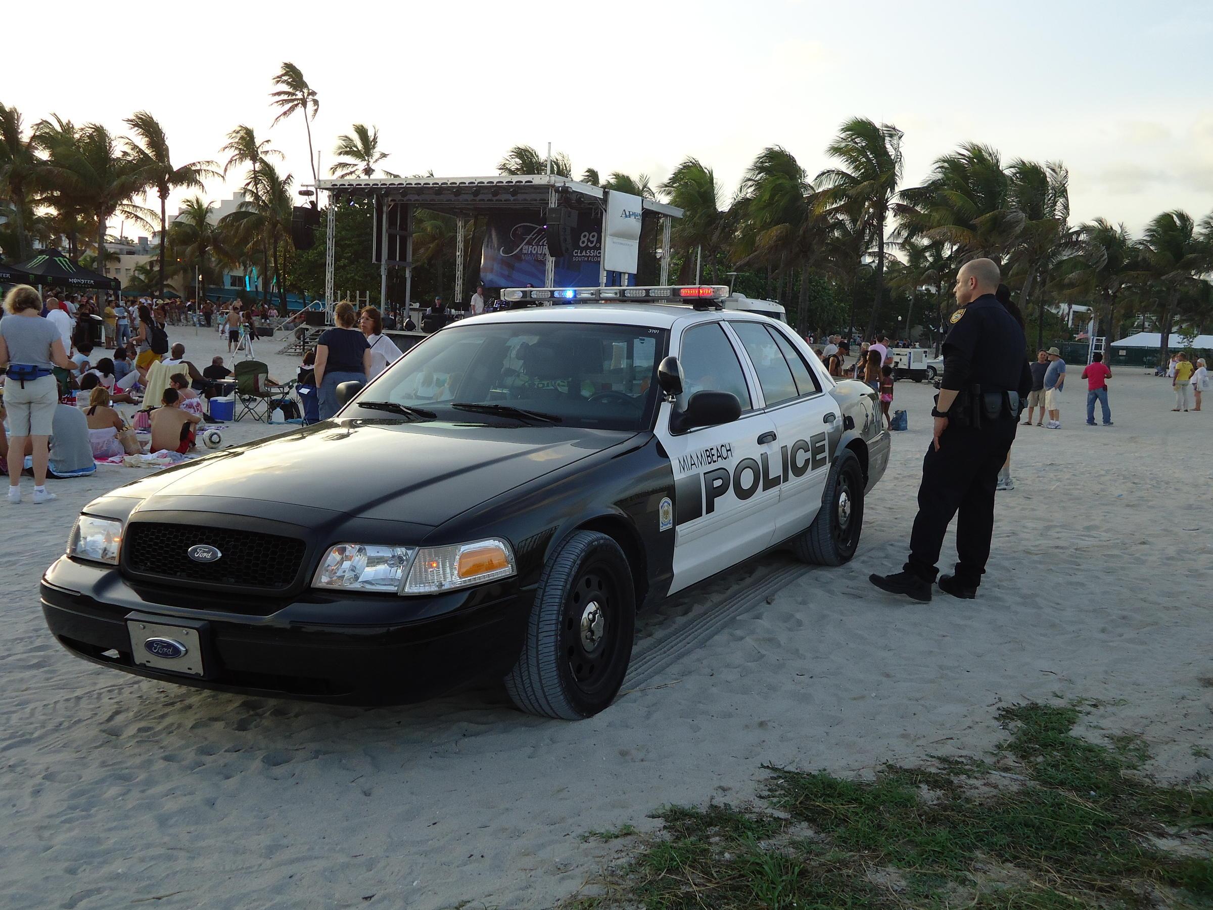 Miami Beach Police Records Department