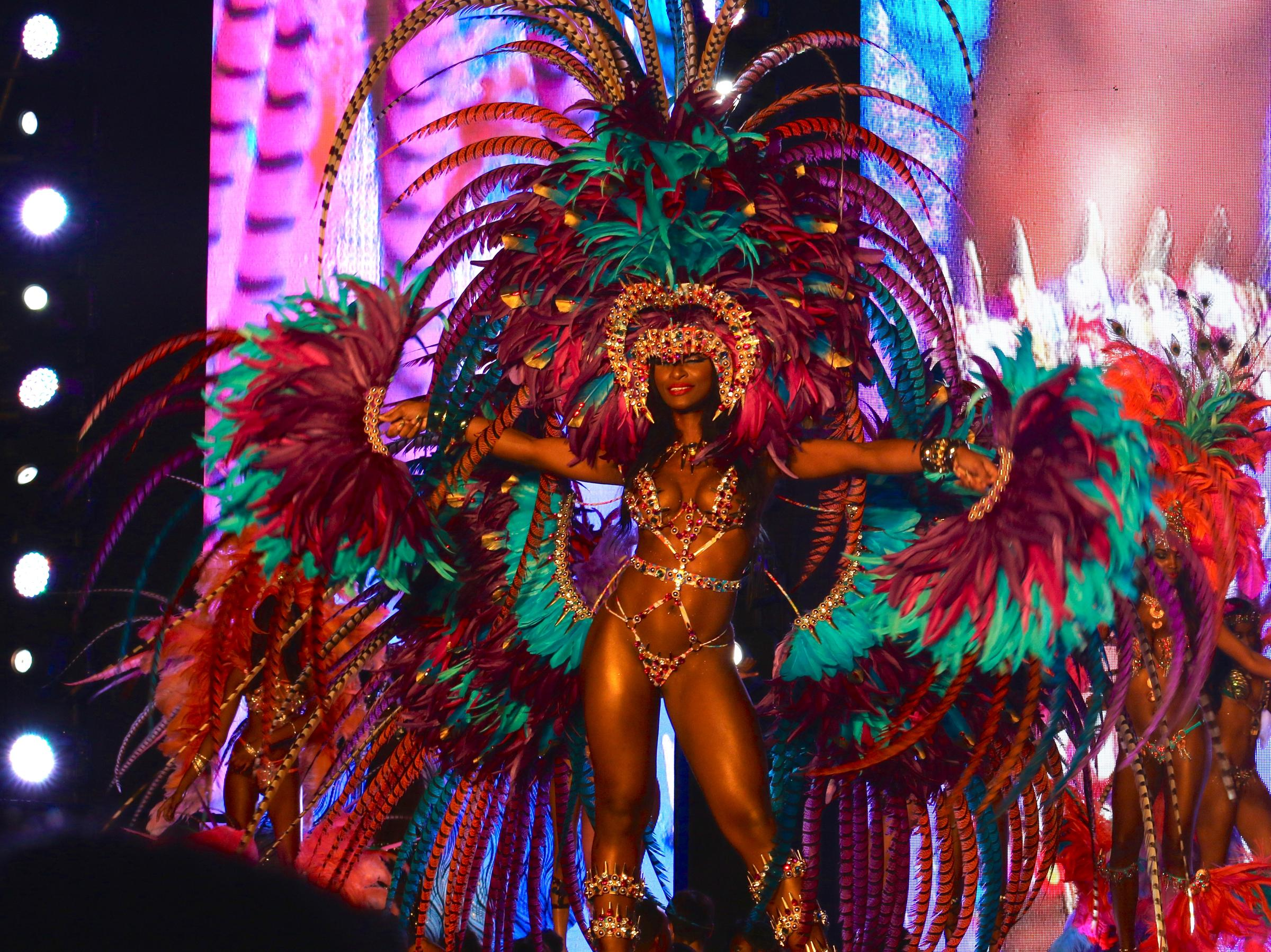 carnival made in china trinidad 39 s annual festival faces a