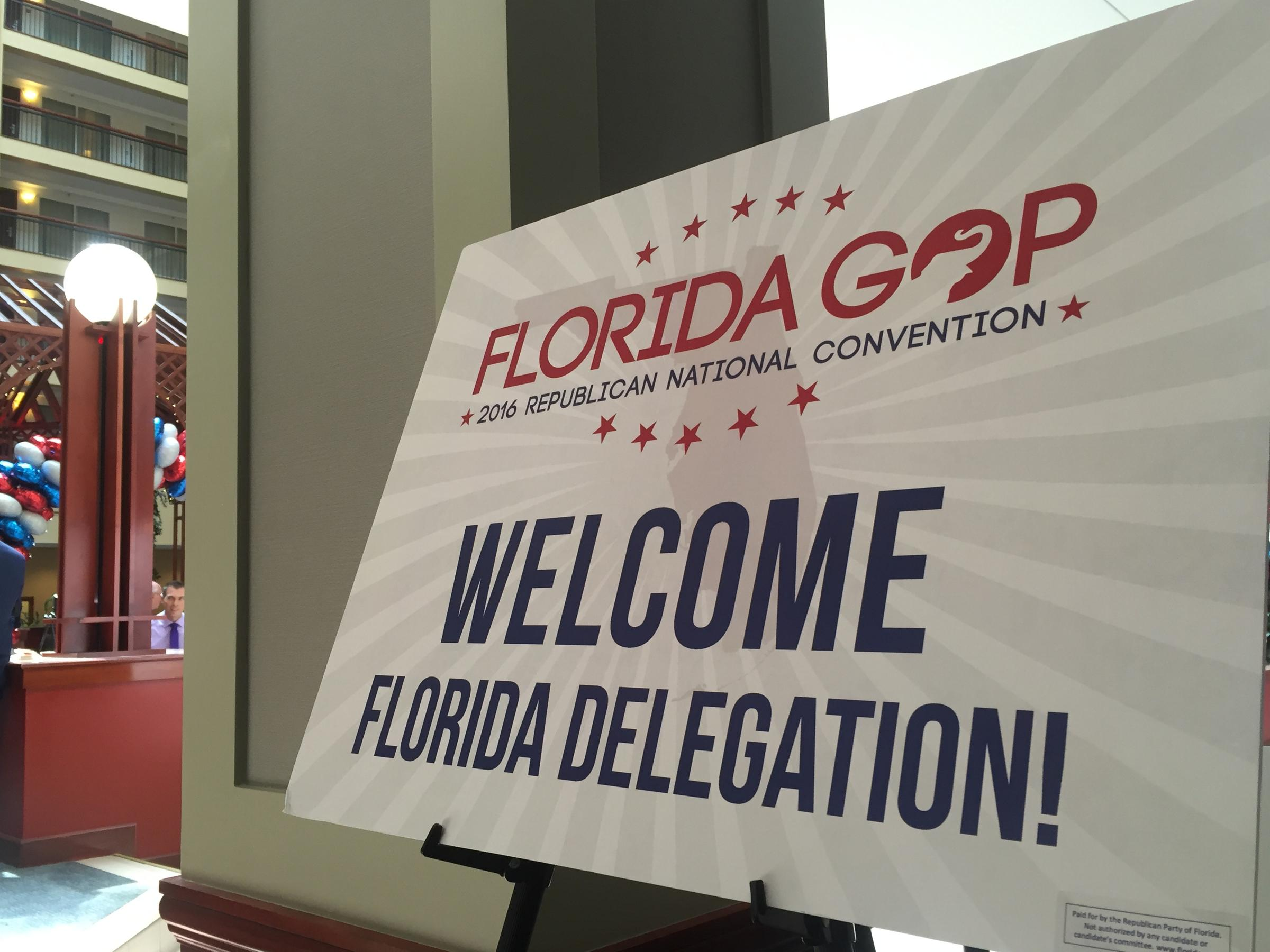 florida essay covering the rnc an intern essay wlrn university of  covering the rnc an intern essay wlrn the florida delegation began each day of the convention university