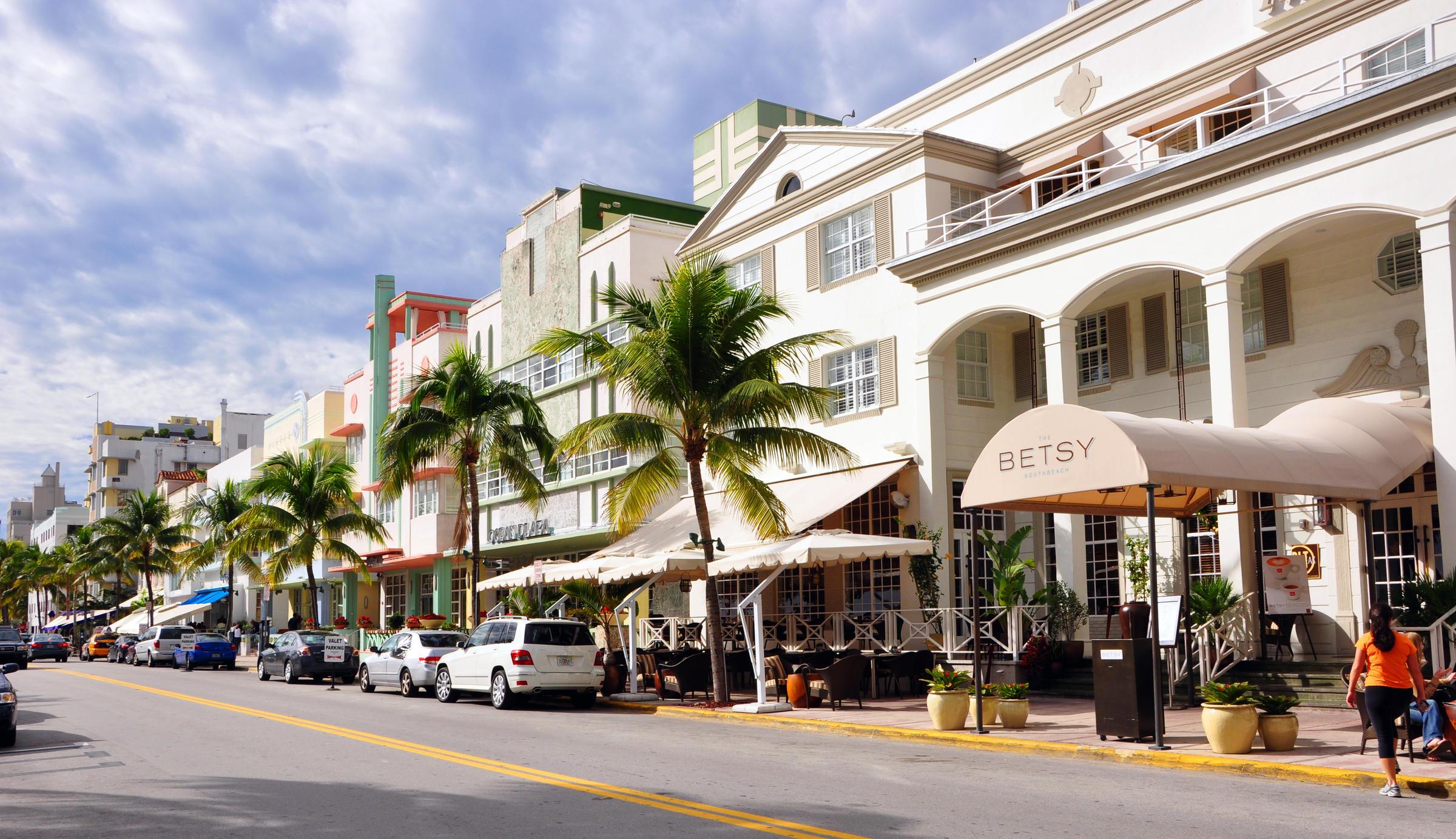 Ocean Five Hotel South Beach Miami Fl