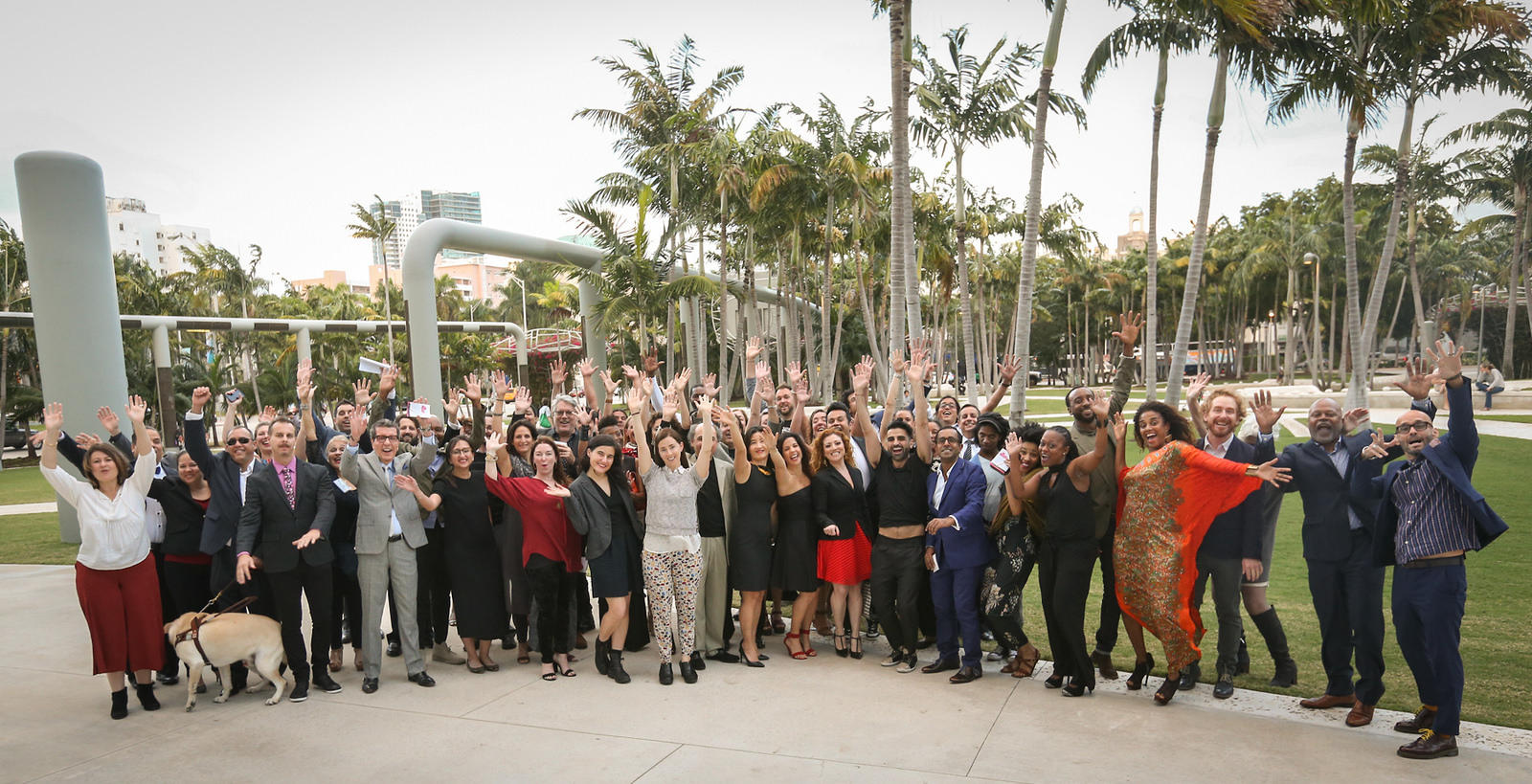 knight arts challenge winners get 2 78 m to make south florida a winners of the 2016 edition of the south florida knight arts challenge