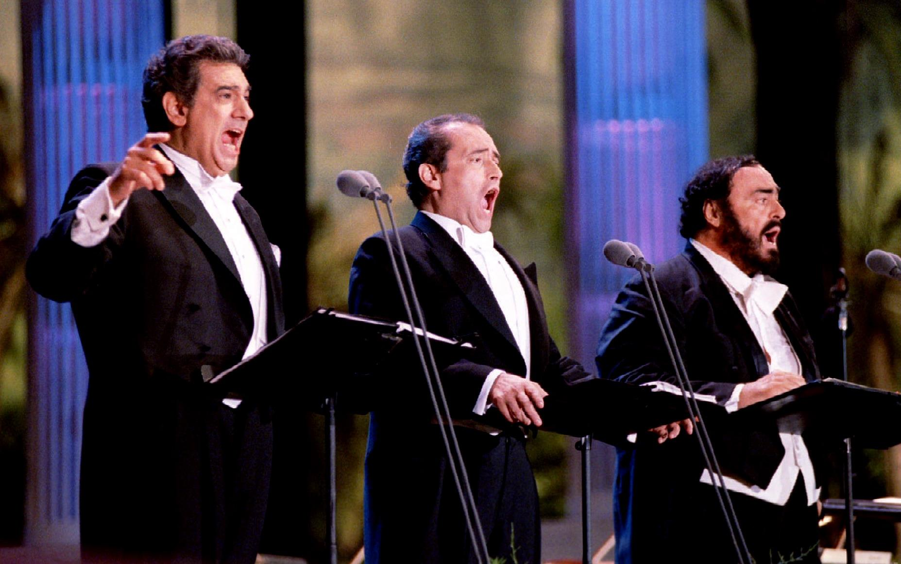 IL Volo Honors Exceptional Operatic Talent | WLRN