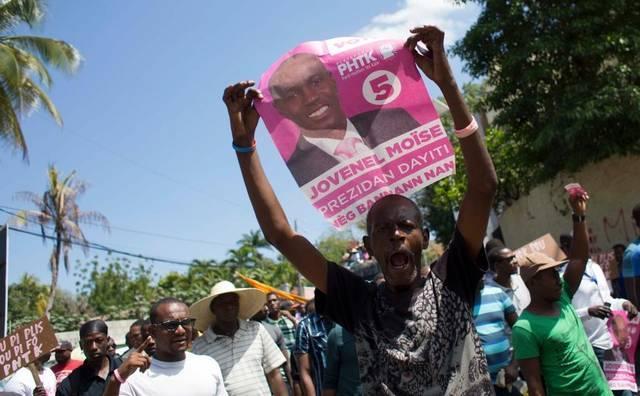 michel manuel haiti