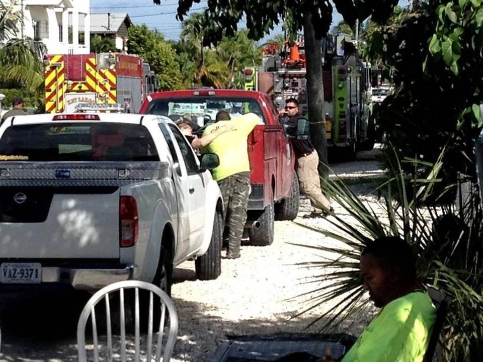 Three Utility Workers Die in Key Largo Manhole