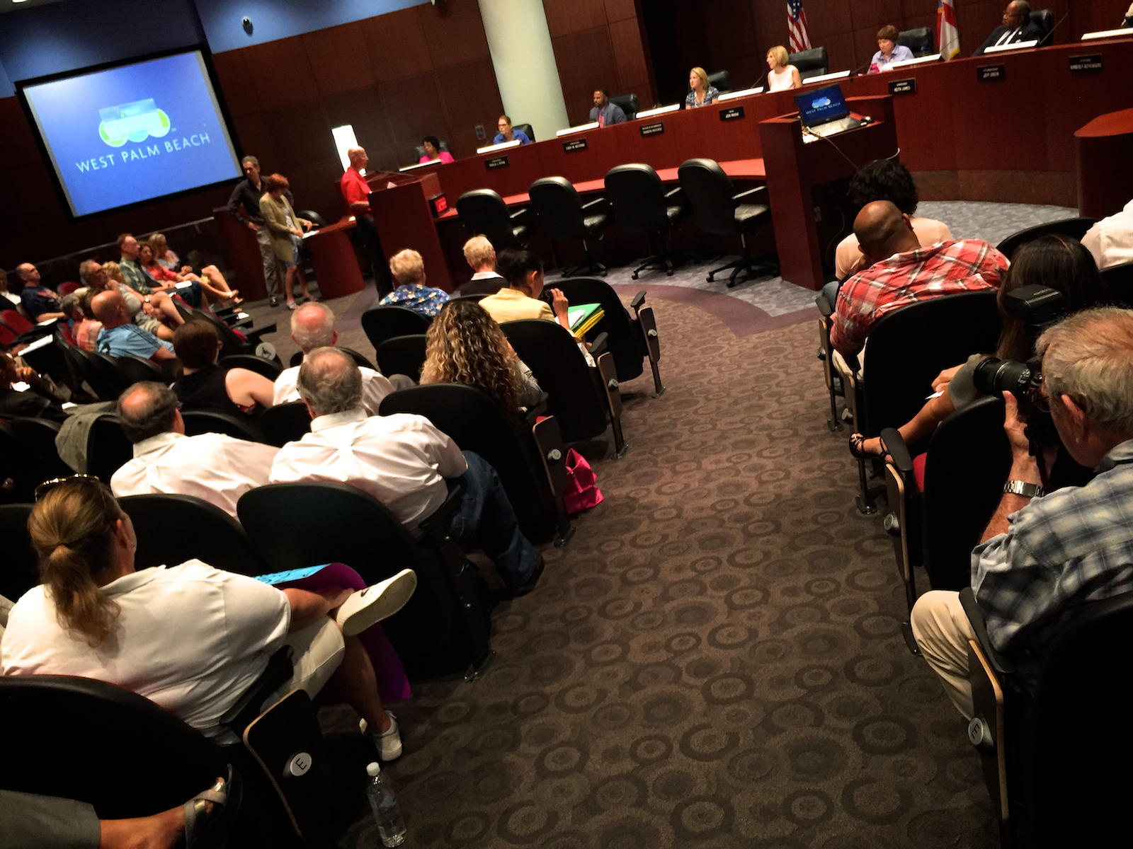West Palm Beach Declares Itself \'Welcoming City\' For Immigrants | WLRN