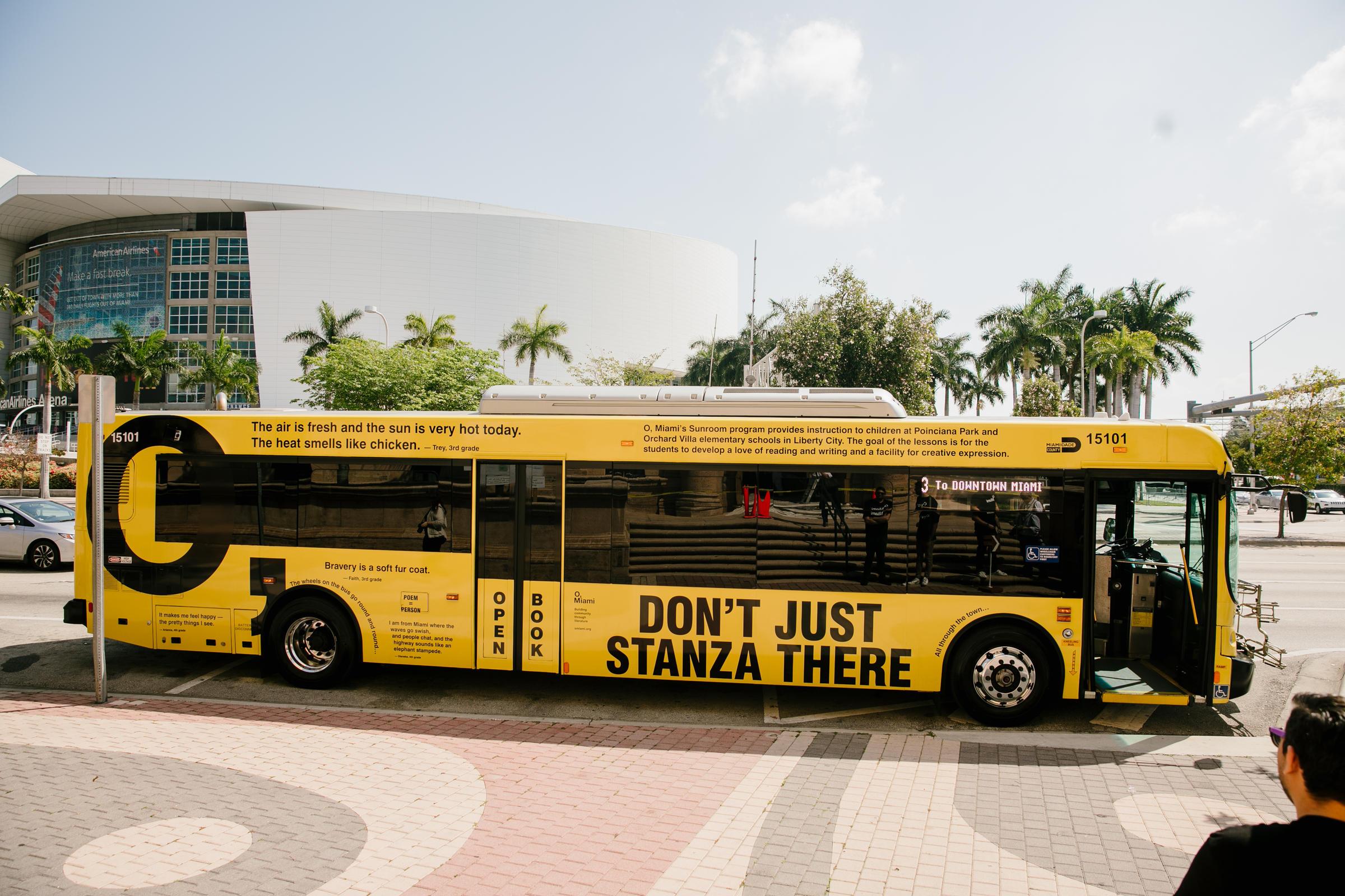 city bus miami