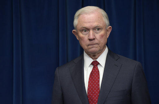 Sessions refuses to disclose conversations with Trump, drawing repeated questions from senators
