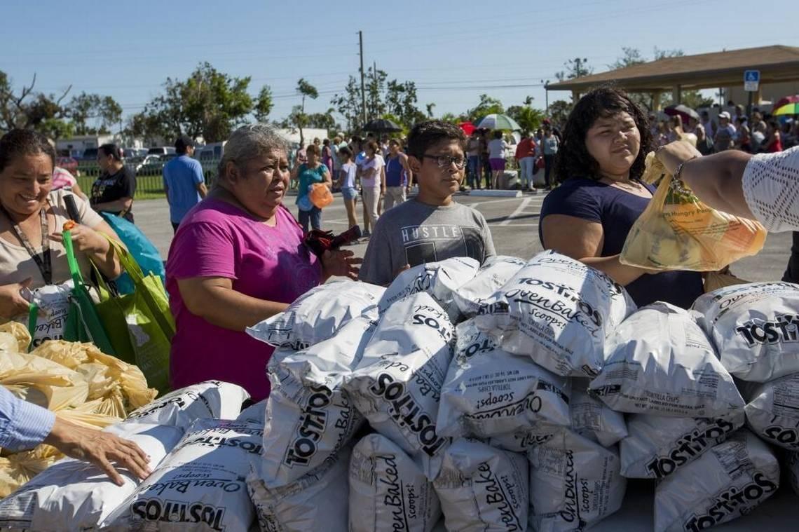 Heres How to Help Hurricane Irma Victims foto