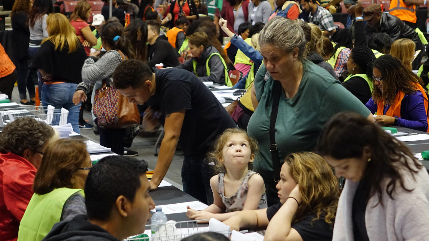 Registration For Emergency Food Assistance Ends Today At Bb T Center