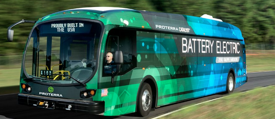 Could Electric Buses Play A Role In Making South Florida More ...