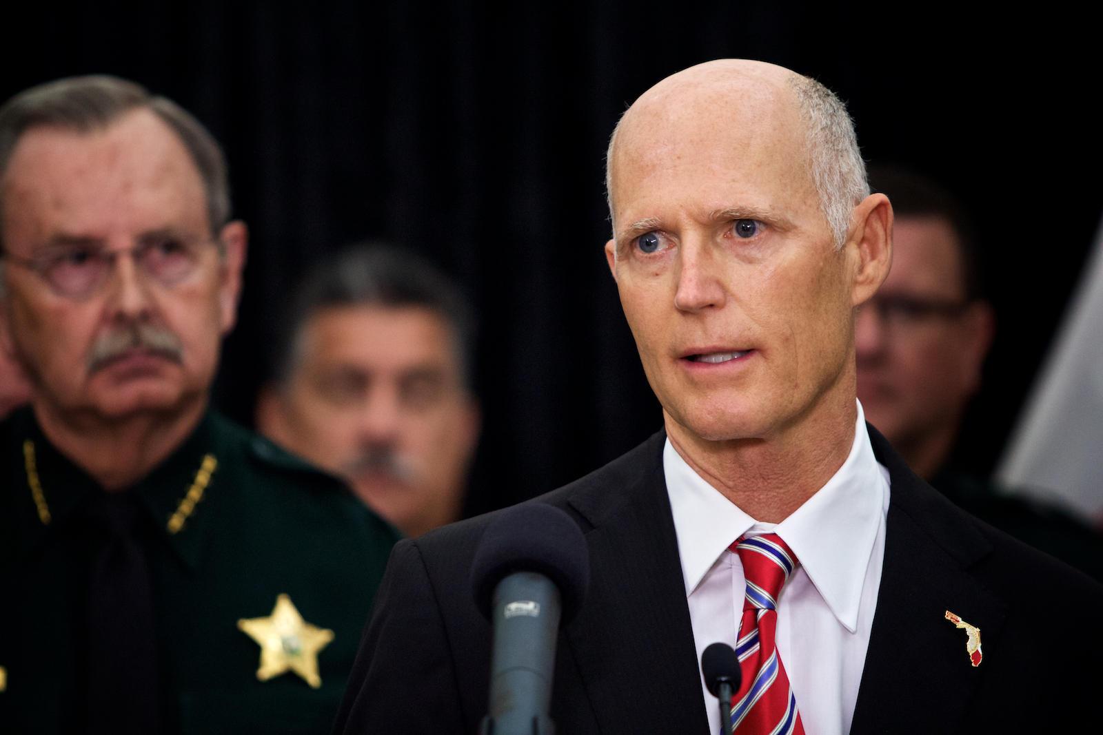 Gov. Scott Pushes $500 Million School Security Plan In Tampa