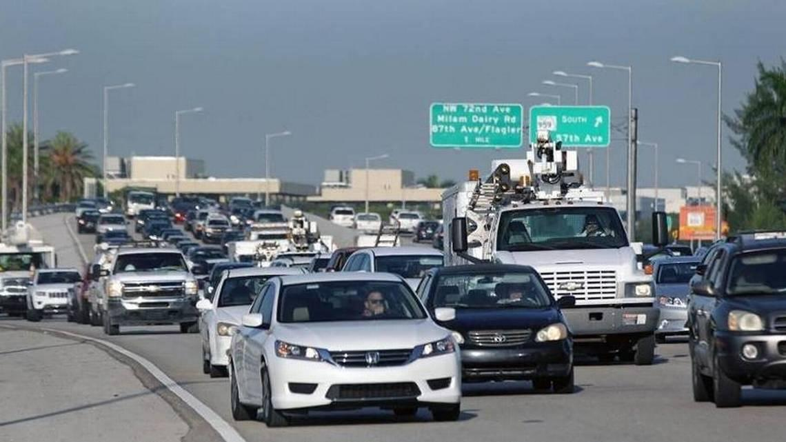 Dolphin Expressway Extension  Kendall Wins Key Vote