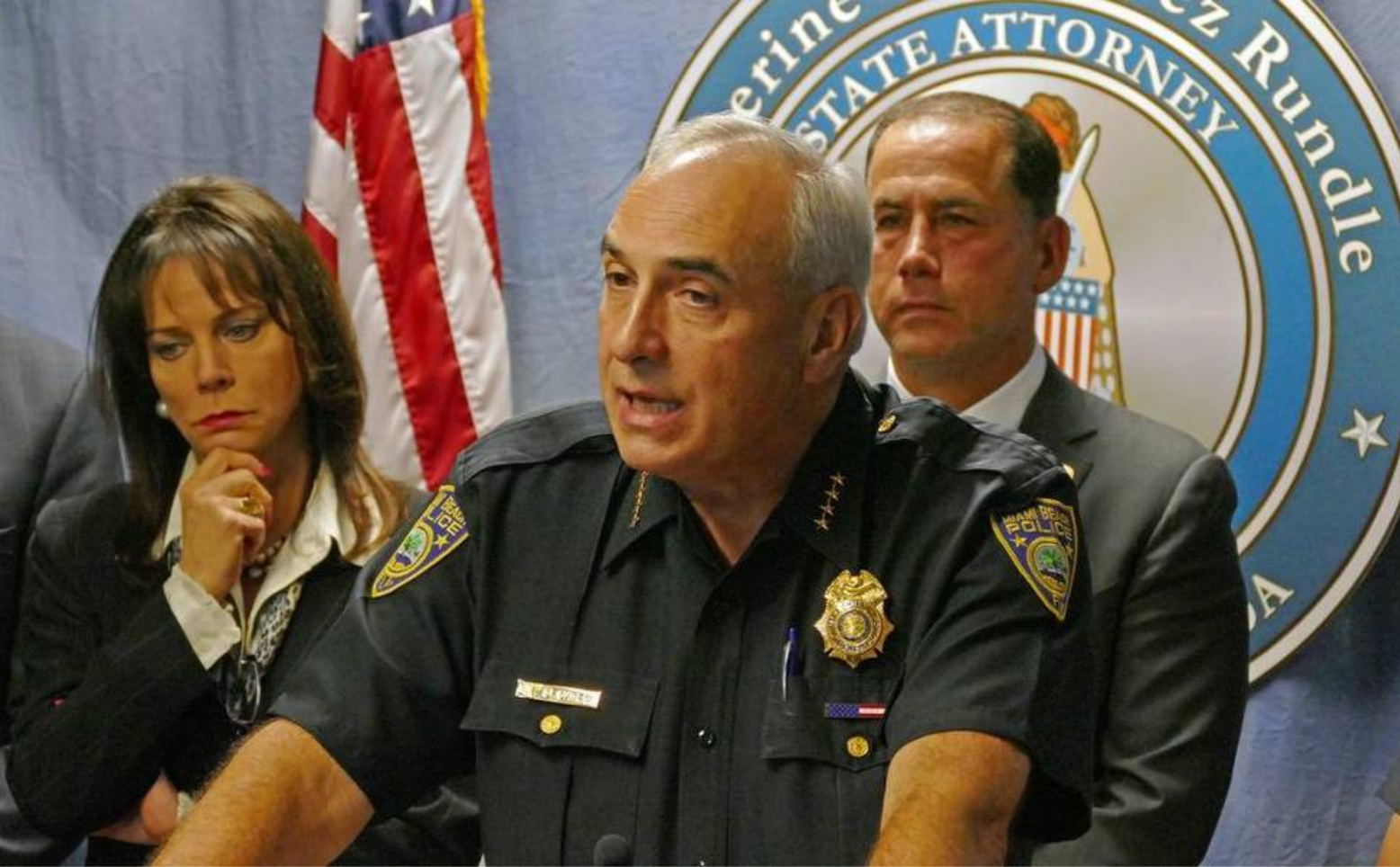 Miami Beach Police Chief Talks Hate Crimes And Safe Schools | WLRN