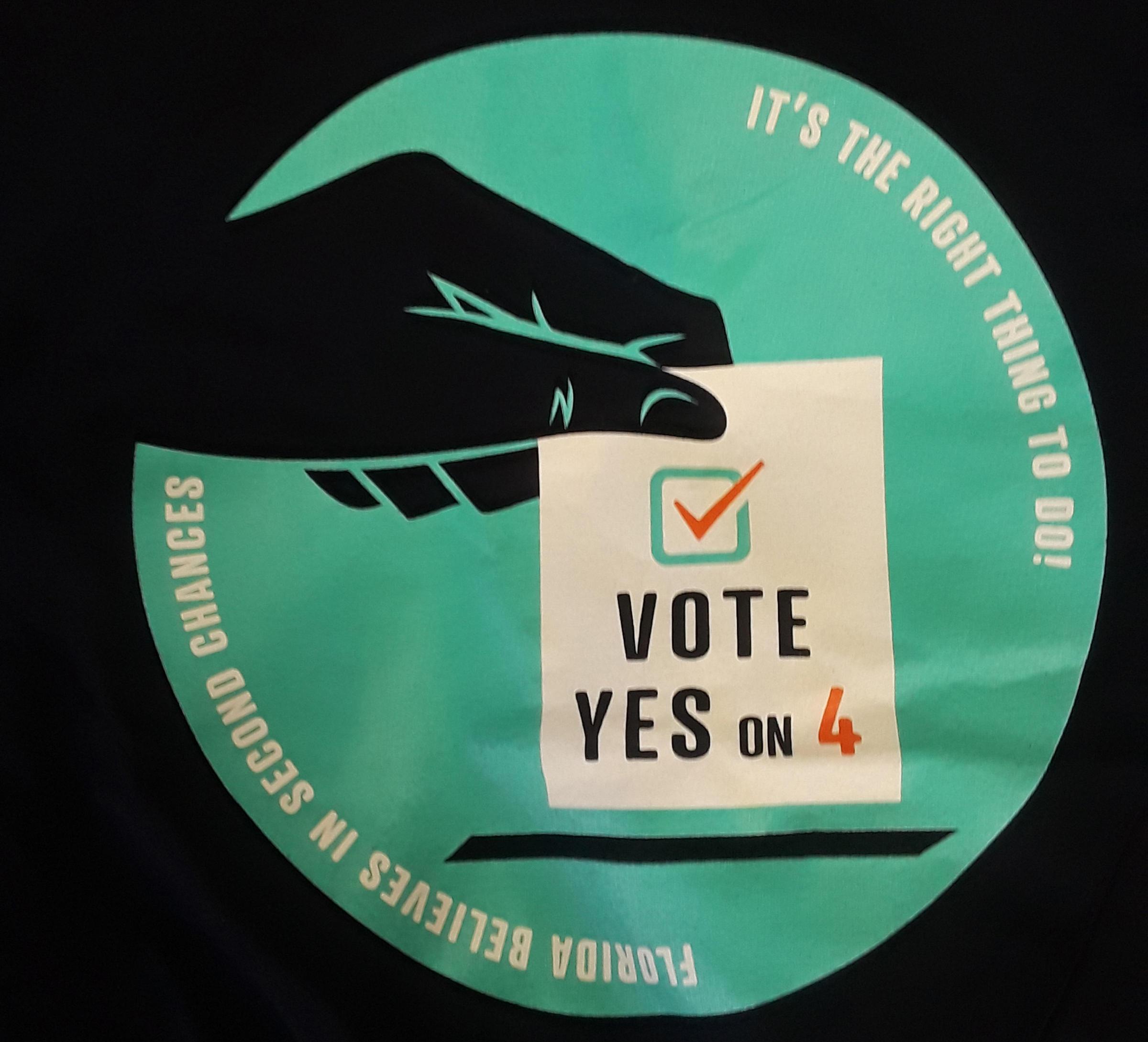 Florida latins 1 and in amendment