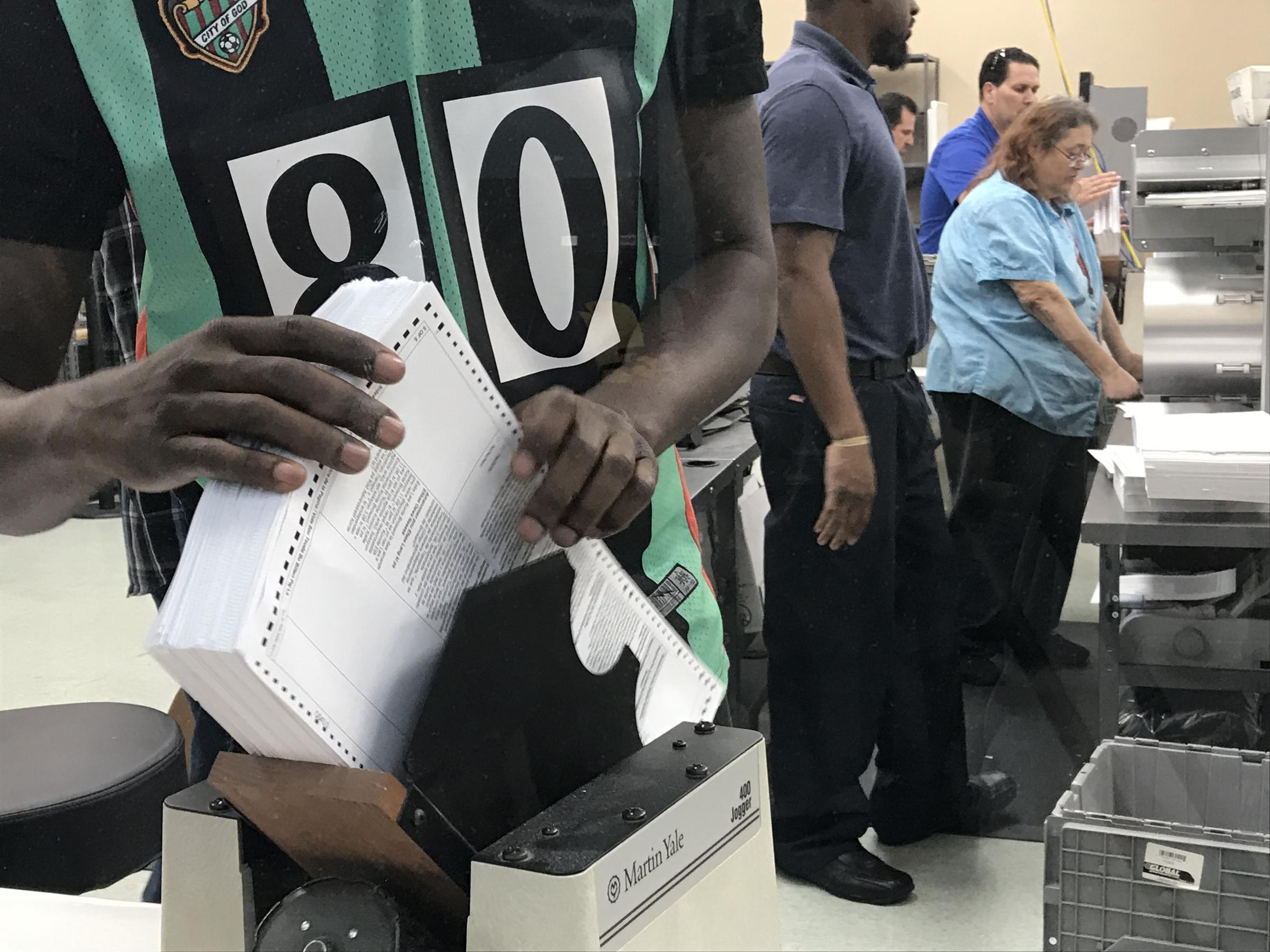 expert how ballot design could impact broward county election