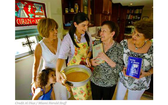 The Cuban Kitchen: Miami Blogger Cooks Her Way Through Nitza ...