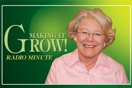 Making It Grow Minute