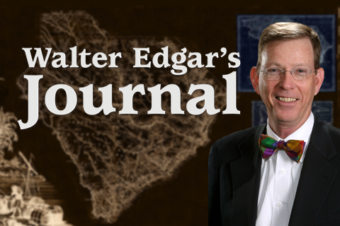 Walter Edgar's Journal logo